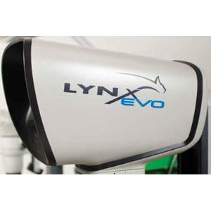 Vision Engineering LynxEVO, EVO502, Head, Zoomkörper, Säulen-Stativ, Ringlicht, Zoom 1:10, 6-60x