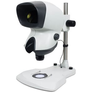 Vision Engineering Stereo zoom microscope MANTIS Elite-Cam, MHDVF-TS, Säulenstativ, Auf-Durchlicht, LED, Kamera, 2MP, Vifox SW, o. Objektive