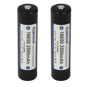 Andres Industries AG Tilo-Rechargeable Battery 2x
