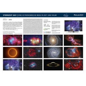 Palazzi Verlag Kalender Sternzeit 2021
