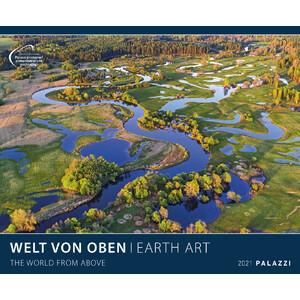 Palazzi Verlag Kalender Welt von oben 2021