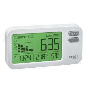 TFA AIRCO2NTROL COACH CO2 monitor