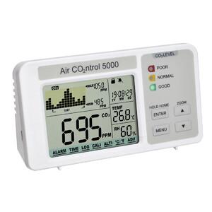 TFA AIRCO2NTROL 5000 CO2 monitor with data logger