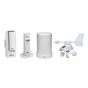 TFA Wireless Stazione Meteo Wetterstation-Set mit Klima, Regen & Windsender WEATHERHUB