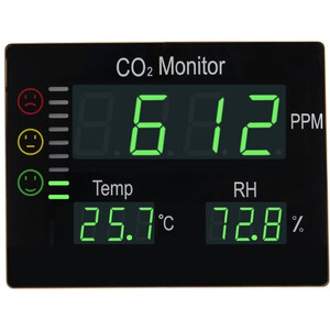 Seben HT-2008 CO2 Monitor