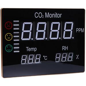 Seben Appareil de mesure de CO2 HT-2008