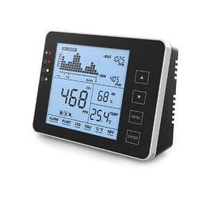 Omegon CO2 Monitor 1200P B