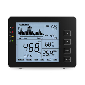 Seben CO2 Monitor 1200P B
