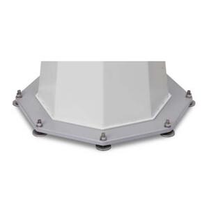 euro EMC Basisplatte für 120cm Säule