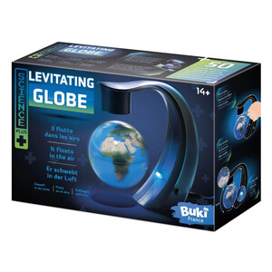 Buki Globo per Bambini Levitating Globe 8cm