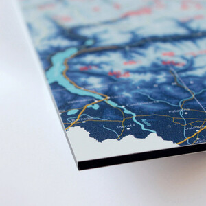 Marmota Maps Mappa del Mondo World of Animals