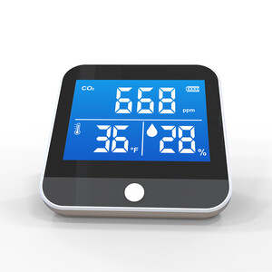 Seben Misuratore di CO2 DM-306C