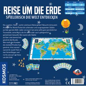 Kosmos Verlag Reise um die Erde