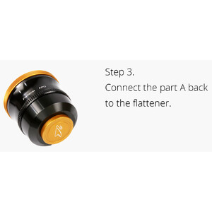 William Optics Flattener Flat68III