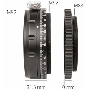 William Optics Rotador Rotator M92