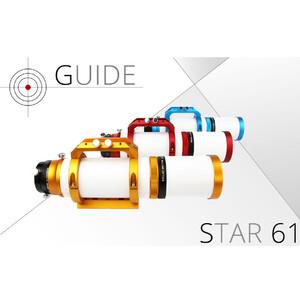 William Optics Guidescope Guide Star Apo61