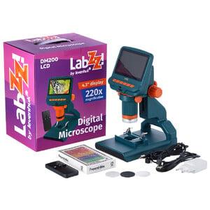 Levenhuk Microscopio LabZZ DM200 LCD