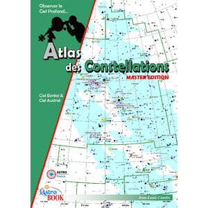 Astrobook Atlas des Constellations Master Édition
