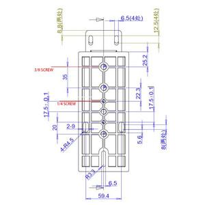 "APM Binocolo SD 150mm FCD100 90° 2"""