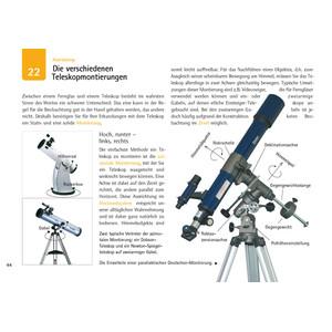 Oculum Verlag Libro Hobby-Astronom in 4 Schritten