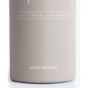 Miss Wood Bottle Sand