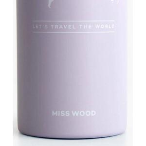 Miss Wood Bottle Violet