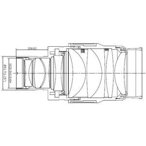 """APM Ocular HI-FW 12.5mm 84° 1.25"""""""