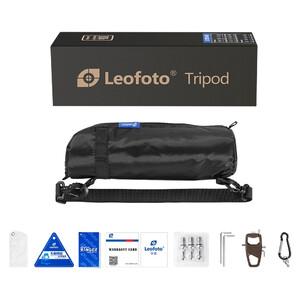 Leofoto Treppiede Carbonio LS-283CM+LH-30