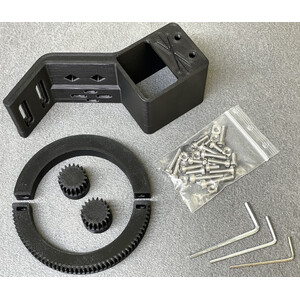ProAstroGear Black-CAT mount for ZWO ASIAIR, EAF and guidescope