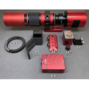 ProAstroGear Supporto Black-CAT per ZWO ASIAIR, EAF e telescopio guida