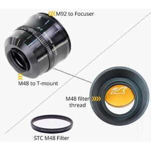William Optics Full-Frame Flattener/Reducer 0.72x