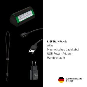 Lampe de poche LED LENSER P18R Signature