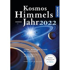 Kosmos Verlag Jahrbuch Himmelsjahr 2022