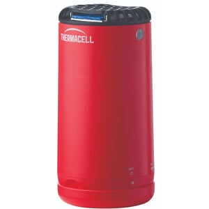 Thermacell Mückenabwehr HALO Mini red