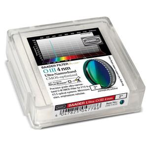 "Baader Filtro Ultra-Narrowband OIII CMOS 2"""