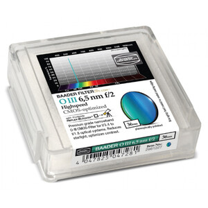 Baader Filtro f/2 Highspeed OIII CMOS 36mm