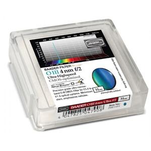 Baader Filtro f/2 Ultra-Highspeed OIII CMOS 31mm
