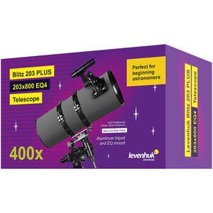 Levenhuk Telescopio N 203/800 Blitz 203 PLUS EQ