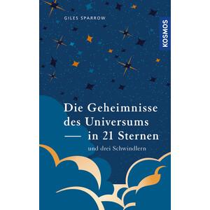 Kosmos Verlag Buch Die Geheimnisse des Universums in 21 Sternen
