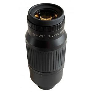 "APM Zoom  Oculare 7,7-15,4mm 75° 1,25"""