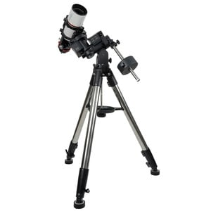 Télescope Omegon Pro APO 72/400 Quintuplet CEM26 LiteRoc