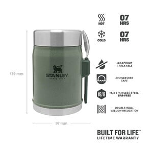 Stanley Classic Food Jar green