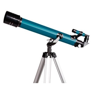 Levenhuk Telescopio AC 60/700 LabZZ TK60 AZ