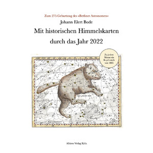 Albireo Calendario Johann Elert Bode 2022