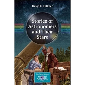 Springer Libro Stories of Astronomers and Their Stars