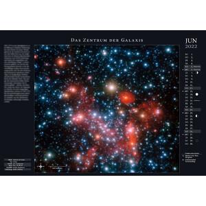 Astronomie-Verlag Weltraum-Kalender 2022