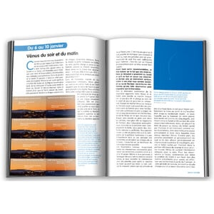Almanach Amds édition  Le Ciel à l'oeil nu en 2022