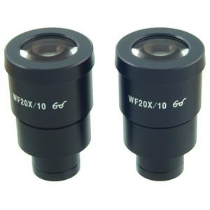 Windaus Oculare Coppia di oculari a campo largo WF 20x per  modelli HPS 400