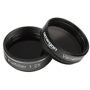 Omegon Variable grey filter 1.25""