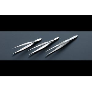 Windaus Tweezers, straight, 130mm, pointedly